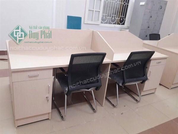 Thanh lý bàn ghế văn phòng ở Vĩnh Phúc giá Rẻ | Sản phẩm mới 100%