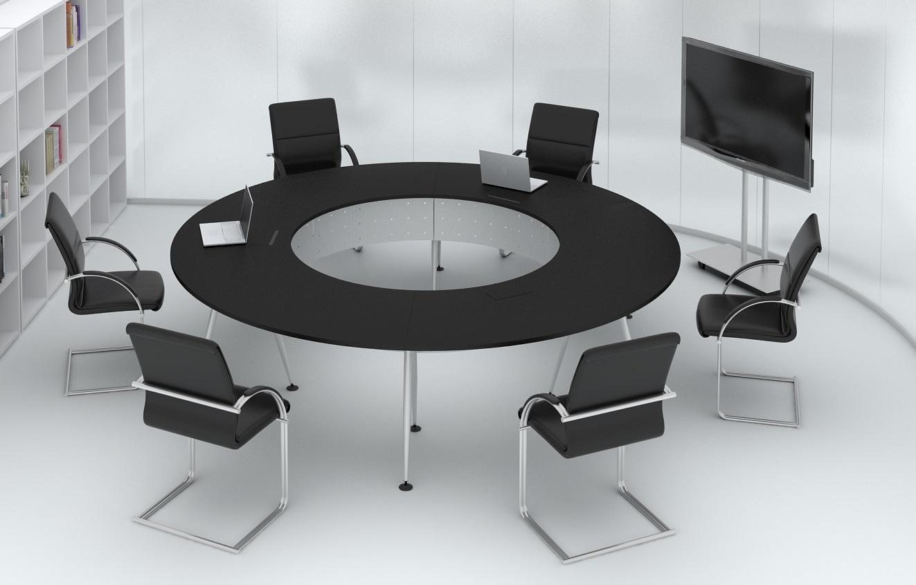 """Những mẫu bàn họp đẹp """"Nhìn là mê"""" phù hợp với không gian văn phòng"""