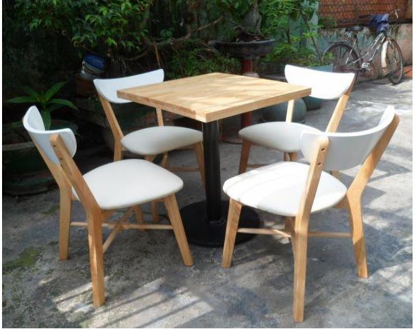 Mẫu bàn ghế Cafe Đẹp - Độc Đáo - Giá rẻ nhất tại Hà Nội 2