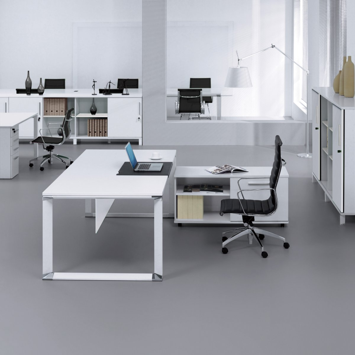 Điểm tên những cách sắp xếp bàn ghế văn phòng thông minh nhất